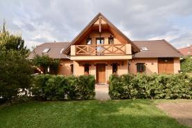 Prodej, rodinný dům 6+1, Horoušanky, ul. Průběžná