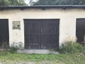 Prodej, garáž, Karviná, ul. Svatopluka Čecha