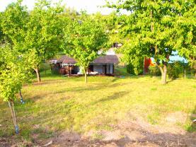 Prodej, zahrada, 507 m2, OV, Žatec, ul. Libočanská