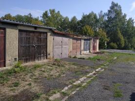Prodej, garáž, 18 m2, Cheb