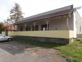 Prodej, obchodní objekt, 210 m2, Choťovice