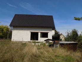 jiný pohled na dům (Prodej, Rodinný dům, 1150 m2, Janov u Hřenska), foto 2/11