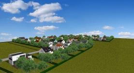 Prodej, pozemek, 494 m2, Přerov