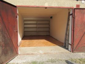 Prodej, garáž, Ostrava, ul. Zborovská