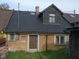 Prodej, rodinný dům 3+1, Lomnice nad Popelkou, 180 m2
