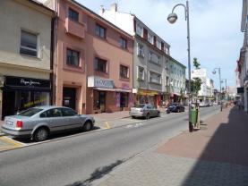 Pronájem, kanceláře, 17 m2, Pardubice, ul. Smilova
