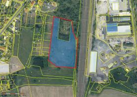 Prodej, stavební pozemek, 21587 m2, Karlovy Vary, Dalovice