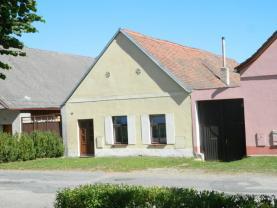 Čelní pohled (Prodej, rodinný dům, Horní Cerekev, ul. nám. T. G. Masaryka), foto 2/23