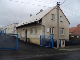 Pronájem, výrobní a skladovací objekt, 2013 m2, Oráčov
