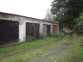 Prodej, garáž, 18 m2, Aš