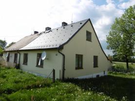 Prodej, chalupa, 493 m2, Horní Stropnice - Olbramov