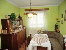 Jídelna (Prodej, rodinný dům, 286 m2, Perštejn - Lužný, okr. Chomutov), foto 2/22