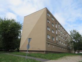 Pronájem, byt 2+1, 53 m2, OV, Chomutov, ul. Blatenská