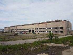 Pronájem, provozní plocha 4 500 m2, Ostrava, ul. Střádalů