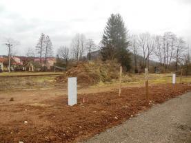 Prodej, stavební parcela, 1210 m2, Svitávka