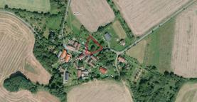 Prodej, pozemek, 1335 m2, Kbel - Mečkov