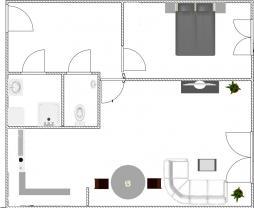 (Prodej, byt 2+kk, 46 m2, Praha 8, ul. Poznaňská), foto 2/17