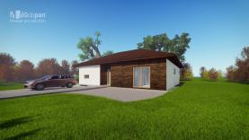Prodej, rodinný dům, 4+kk, 1167m2 Drásov