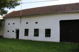 (Prodej, rodinný dům 2+1, 1466 m2, Zlámanka)