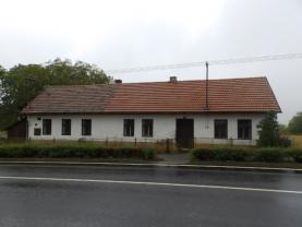 Prodej, rodinný dům 3+1, Borek