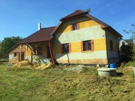 Prodej, rodinný dům, 2292 m2, Panoší Újezd