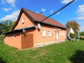 Prodej, chalupa, 5+1, 121 m2, Nová Ves u Křižovatky