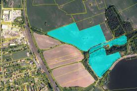 Prodej, zemědělská usedlost s pozemky, 110692 m2, Blatno