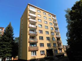 Prodej, byt 2+1, 54 m2, OV, Cheb, ul. Lesní
