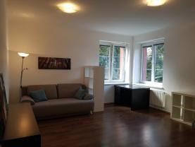 Pronájem, byt 1+1, 50 m2, Ostrava, ul. Kmetská