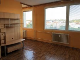 Pronájem, byt, 1+kk, 29 m2, Příbram, ul. Nádražní