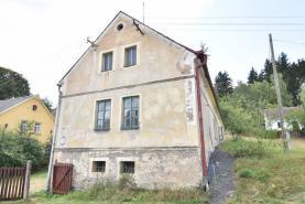 Prodej, chalupa, 1099 m2, Dvorec - Jablonná