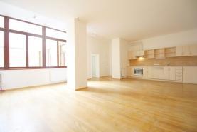 Pronájem, byt 3+kk, 110 m2, Praha 1 - Nové Město