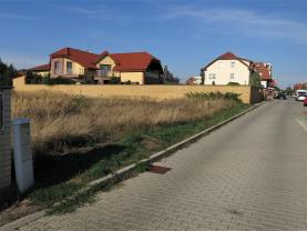Prodej, stavební parcela, 1135 m2, Rudná - Hořelice