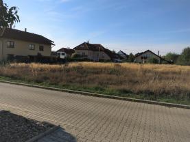 (Prodej, stavební parcela, 1135 m2, Rudná - Hořelice), foto 3/6