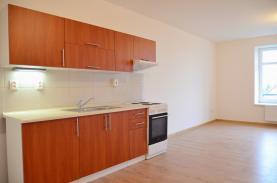 Pronájem, byt 1+kk, 38 m2, Bílý Potok