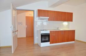 Pronájem, byt 1+kk 30 m2, Bílý Potok, okr. Jeseník