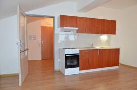 Pronájem, byt 1+kk 31 m2, Bílý Potok, okr. Jeseník