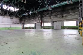 Pronájem, komerční plochy, 16.000 m2, Praha 9 - Letňany