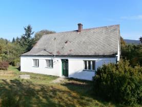 Prodej, rodinný dům 4+1, Stará Ves, Žďárský Potok