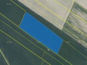 Prodej, pole, 48827 m2, Bezděz