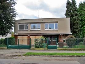 Pronájem, rodinný dům, Ostrava - Zábřeh, ul. Na Nivách