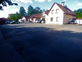 Pronájem, provozní objekt, 329 m2, Benešov - Milovanice
