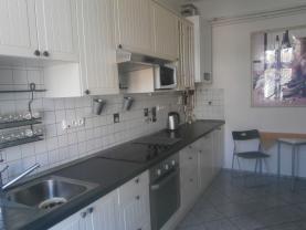 Pronájem, byt 3+1, 107 m2, Ostrava, ul. Nádražní