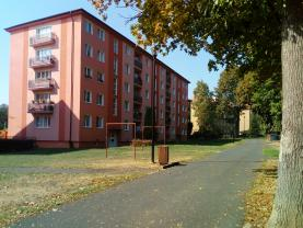 Prodej, byt 1+1, 37 m2, OV, Litvínov, ul. U Zámeckého parku