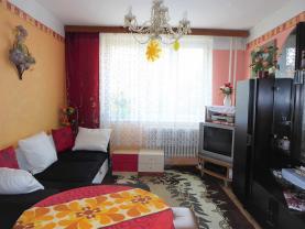 Prodej, byt 1+kk, 23 m2, Karlovy Vary, ul. Vodárenská
