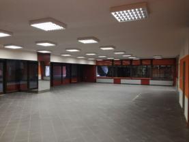 Pronájem, komerční objekt, 243 m2, Ostrava, ul. Petra Křičky