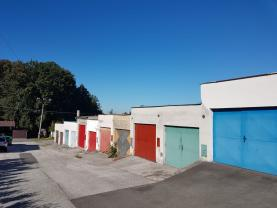 Prodej, garáž, 23 m2, Těrlicko, ul. Lesní
