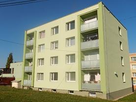 Pronájem, byt 1+1, OV, Česká Kamenice, ul. Děčínská