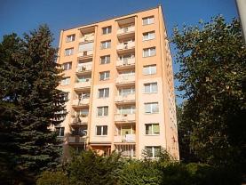 Pronájem, byt 2+1, 52 m2, Děčín, ul.Školní