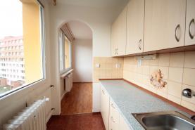 Pronájem, byt 2+1, 51 m2, Slovany - Mělník